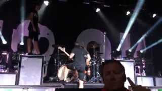 Dear Maria, Count Me In - Live - All Time Low 10/19/2013