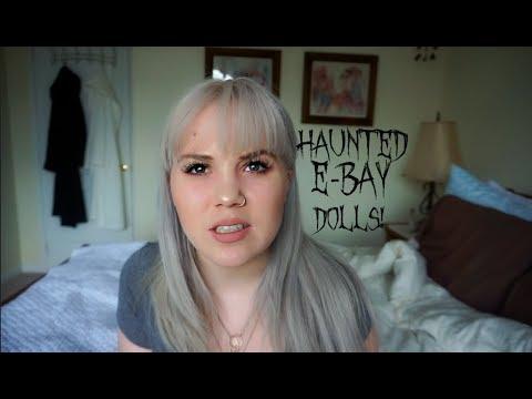 Haunted Dolls On E-Bay!!