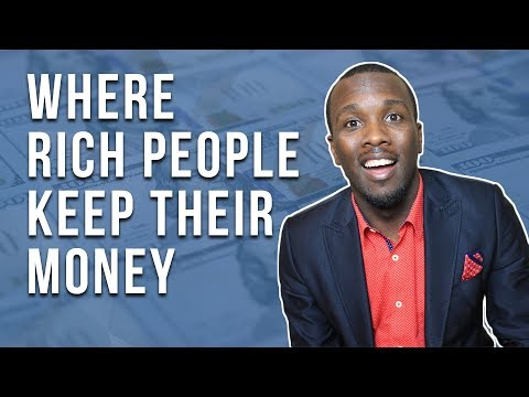 Where Do Rich People Keep Their Money | This Might Surprise You!