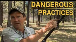 Dangerous Muzzleloading Practices