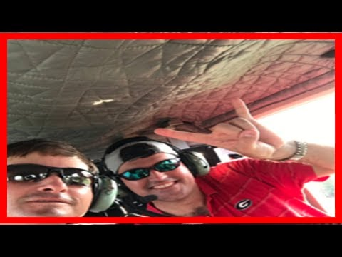 Breaking News | Kevin kisner takes helicopter from tour championship to georgia football game