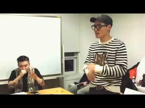"Kpop Meets ""Hotline Bling"" : DEAN Acoustic Cover"