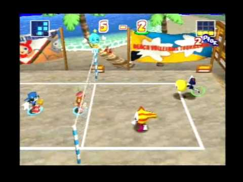 gioco pokemon volley