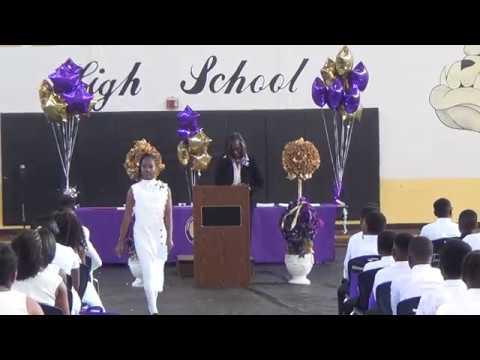 Joanie Marbut Elementary School Graduation Speech