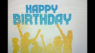 Happy Birthday (Concrete Blonde version)