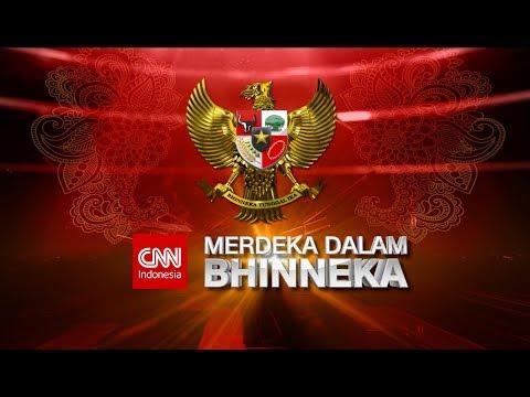 FULL Detik-detik Peringatan Proklamasi Kemerdekaan Indonesia 2017 - Merdeka dalam Bhinneka