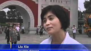 L'histoire de Taiwan attire les touristes