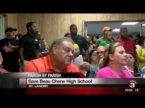 Save Beau Chene High School