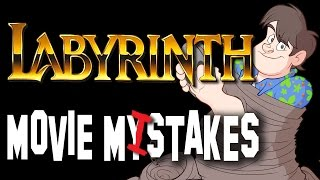 Labyrinth Movie Mistakes