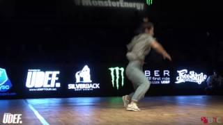 Kate Vs Shortie Short | Top 16 B-Girl | Silverback Open 2016 | Pro Breaking Tour | BNC