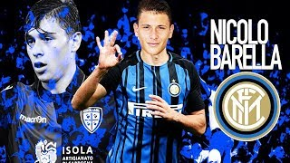 Nicolo Barella 2019 • Welcome to Internazionale Milano - Crazy Skills, Goals & Assists | HD