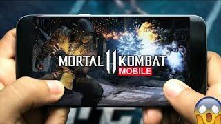 300MB Download Mortal Kombat 11 On Android Free