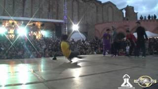 PREDATORZ vs LA SMALA (BLOCK PARTY 2011)