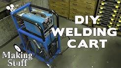 Making a DIY Welding Cart