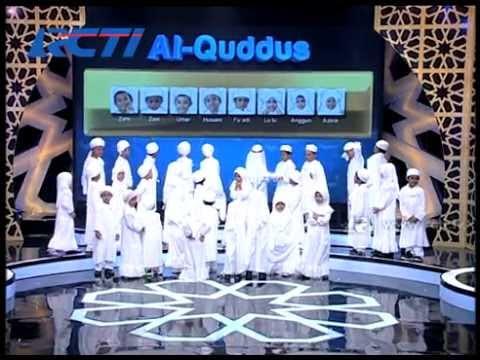 Perkenalan 32 Peserta dan 3 Dewan Juri - Hafiz Indonesia 2014