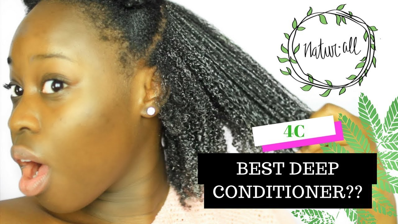 Best Deep Conditioner For Natural Damaged Hair