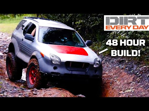 48 Hours?? No Problem! Quickest Off Road Builds | Dirt Every Day | MotorTrend