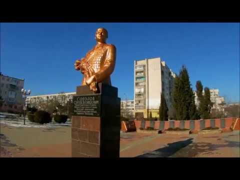 Крым Евпатория Прогулка по ул Некрасова