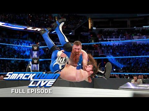 WWE SmackDown LIVE Full Episode, 23 January 2018