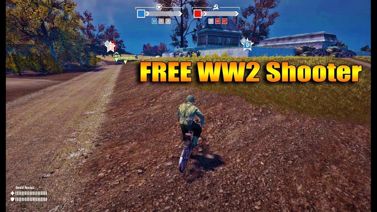 Heroes & Generals - Free to play MMO WW2 Shooter on Steam