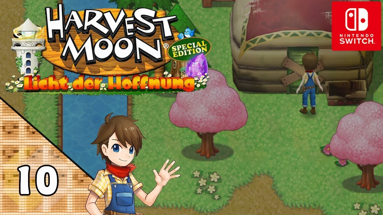 Harvest moon licht der hoffnung angel