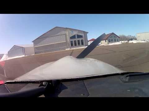 North shore flight - Rush City landing