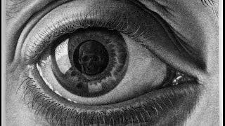 Eye   MC Escher