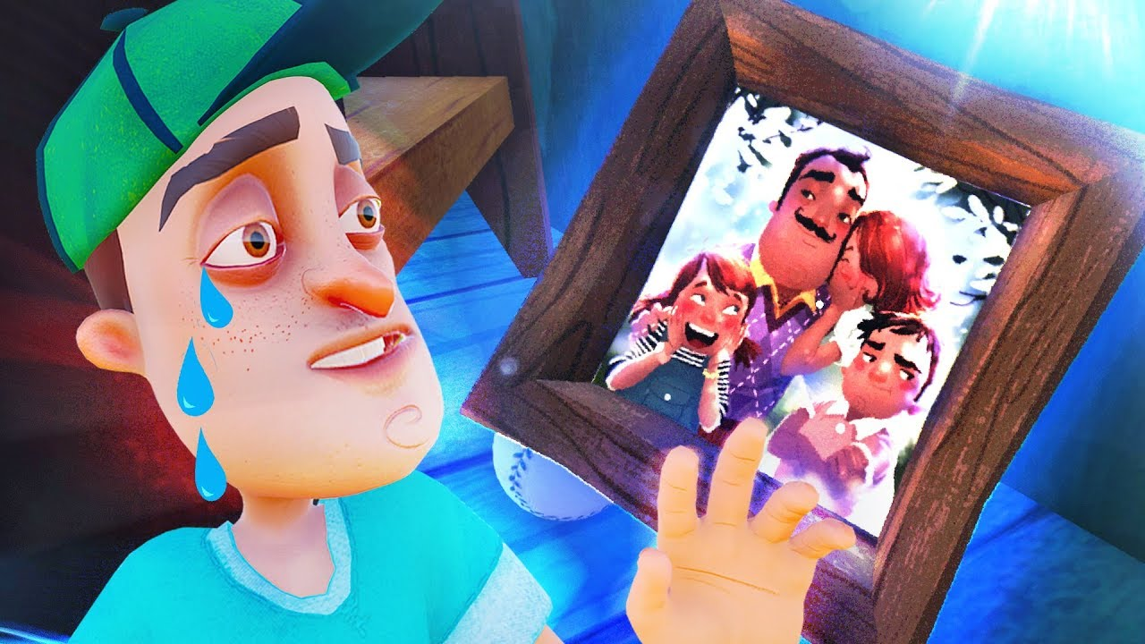 Download THIS CHANGES EVERYTHING!! THE NEIGHBORS FAMILY!!  (Hello Neighbor Secrets Full Release)