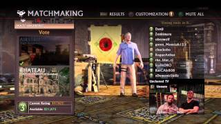 Uncharted 3 Multiplayer Beta Quick Play (GigaBoots.com)