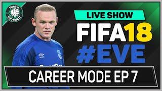 FIFA 18 Everton Career mode Ep 7 - Manchester United Want Goldbridge!