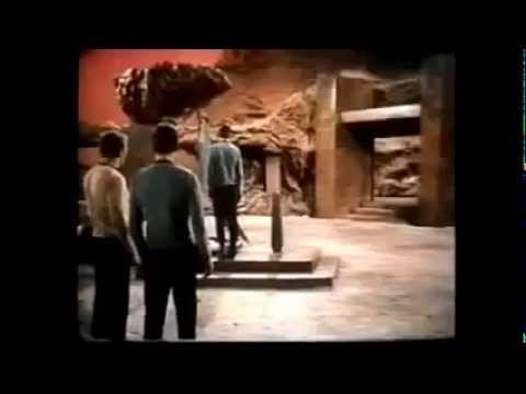 Leonard Nimoy - Star Trek Memories (color enhanced) Documentary