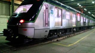 Novo metro de Belo Horizonte