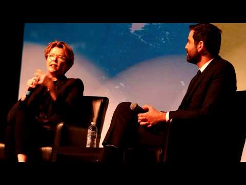 Annette Bening - Film Stars Don't Die in Liverpool - Q&A Session - PSIFF 2018