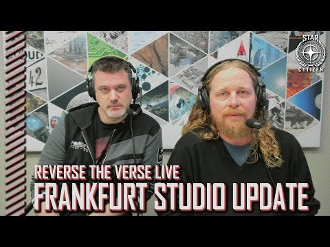 Star Citizen: Reverse the Verse LIVE - Todd Papy & Brian Cha