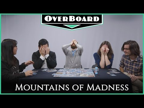 Let's Play MOUNTAINS OF MADNESS! — Overboard, Episode 1 (New Show!)