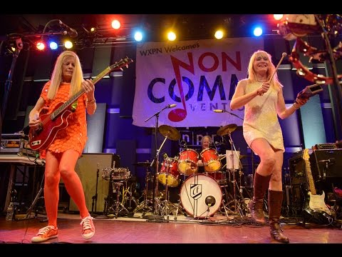 Tom Tom Club live from WXPN's Non COMMvention at World Cafe Live