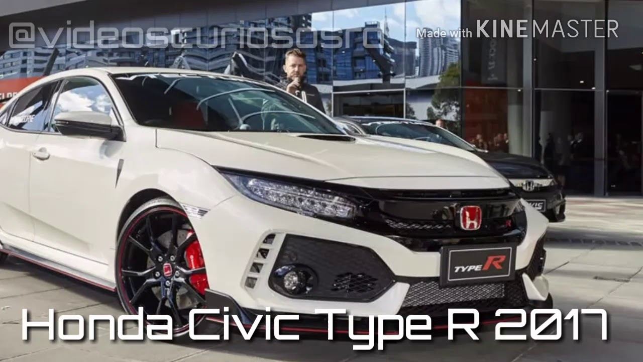 honda civic type r 2017 tuning youtube. Black Bedroom Furniture Sets. Home Design Ideas