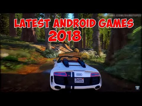 BEST ANDROID GAMES 2018 ! TOP 3 GAMES Of Fall ! (GRID, Uncharted, Scarface)
