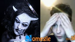 Alice Angel goes on Omegle!