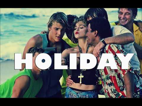 Madonna - Holiday (Mauricio Cury Remix)