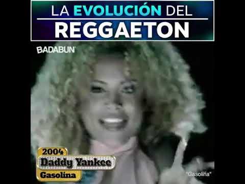 La evolución del reggaeton ¿Cuál es tu canción favorita?
