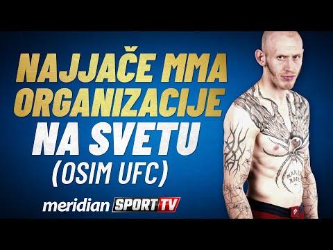 NAJJAČE MMA OGRANIZACIJE NA SVETU SEM UFC