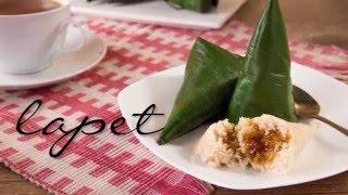 Resep Lapet a la Selera Nusantara