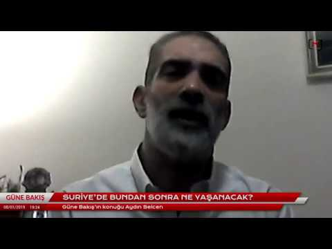 """Güne Bakış (8 Ocak 2019): Aydın Selcen ile """"Erdoğan Bolton'u neden kabul etmedi"""""""