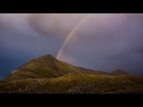 Wild Camping and Munro Bagging in the North West Highlands