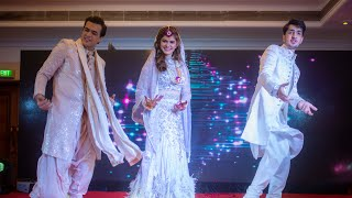ZeTa Sangeet ft Family
