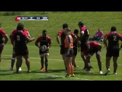 PRO Rugby 2016 Week 2  San Francisco vs Denver