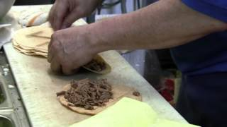 "Gloria's Taco Shop   ""how To Make A Carne Asada Burrito"""