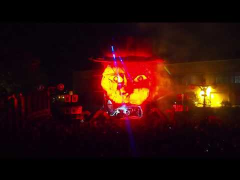 Distortion 2017 Saturday Night Berlin Stage HD