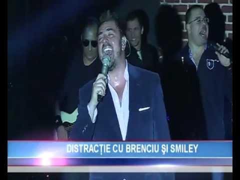 Smiley si Horia Brenciu au facut spectacol în doua cluburi din Constanta